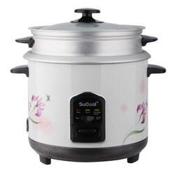 Intelligent Portable Automatic Rice Cooker