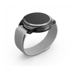 Milanese Loop Band For Samsung Gear S3 (Silver)