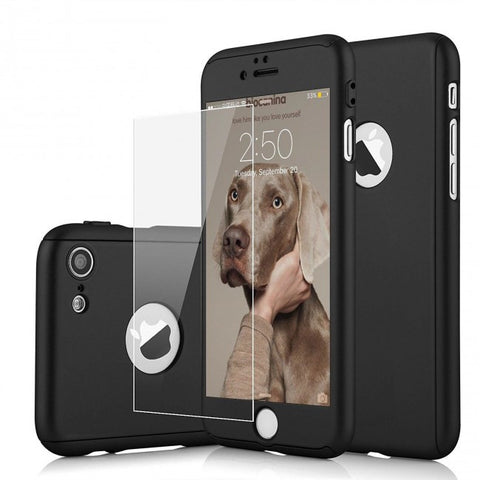 360 Protect Case Cover for iPhone 7/ 7 Plus
