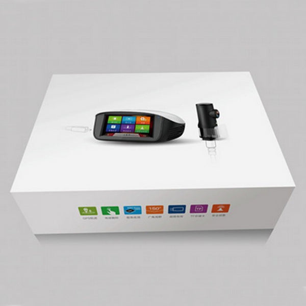 LCD Touch Panel Wide Angle Lens Full HD 1080P Car DVR HD