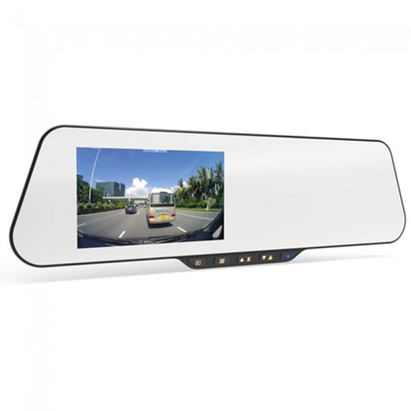 4.3 Inch HD 1080p Car DVR Rearview Mirror Car Black Box Camera