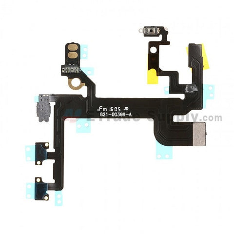 iPhone SE Home Button Flex Cable (Rose Gold)