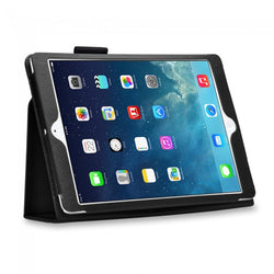 Premium Folio Holder Stand PU Leather Case Cover for Apple iPad Air