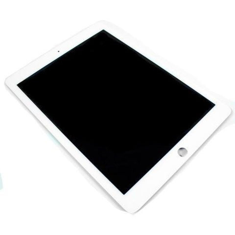 LCD + Touch Screen Digitizer Assembly Replacement Panel For iPad Air 2 (White)