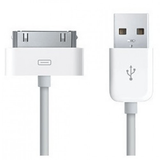 USB Data Charger Cable for 30 pin Apple docks