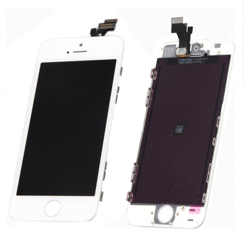 iPhone 5S & SE Replacement Touch Screen Digitizer and LCD Assembly - Tools Included