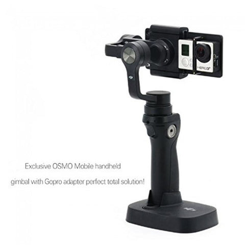 Adapter Mount for Gopro Hero 3+ 4 for DJI OSMO