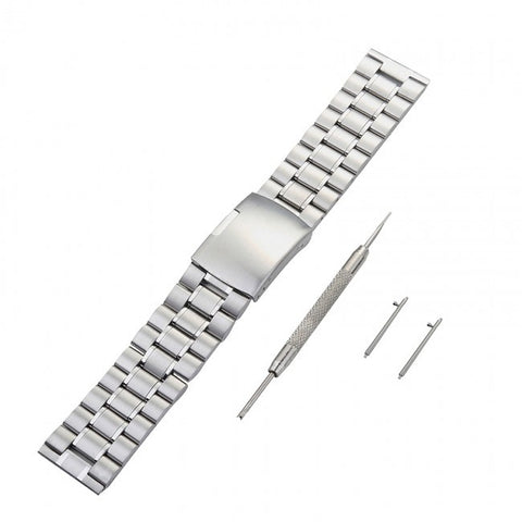Stainless Steel Watch Strap for Garmin Vivomove