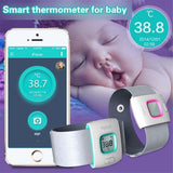 iFever Bluetooth Baby Wearable Thermometer