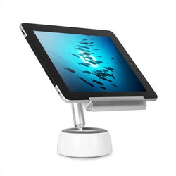 Tablet/Phone Holder Table Lamp with Built-in Bluetooth Speaker