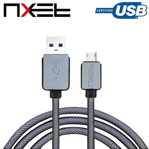 Micro-USB Heavy Duty Charger Cable For Samsung, Amazon and HTC