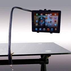 360 Rotation Bracket Holder Table Desk Bed Car Mount Stand Compatible With All Tablets
