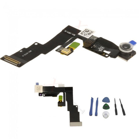 iPhone 5 And 6 Light & Proximity Sensor with Front Camera & Mic Flex Ribbon Tools Optional