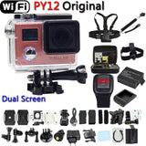 PY12 Wifi Action Camera Full HD 1080P Remote Controller