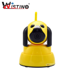 Wistino 720P Baby Monitor With Night Vision