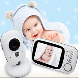3.2 inch Wireless Video Color Night Vision Baby Monitor