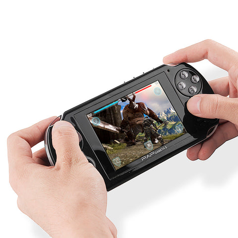 4.3 inch HD 4GB Handheld Game Console