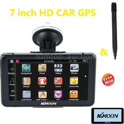 "7"" HD Portable Touch Screen GPS/Video/MP3/Entertainment"