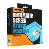 Automatic Screen Protector Attach Machine For Tablets