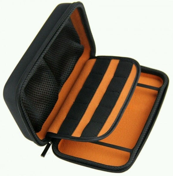 Portable Carry Case for Nintendo Switch (Orange)