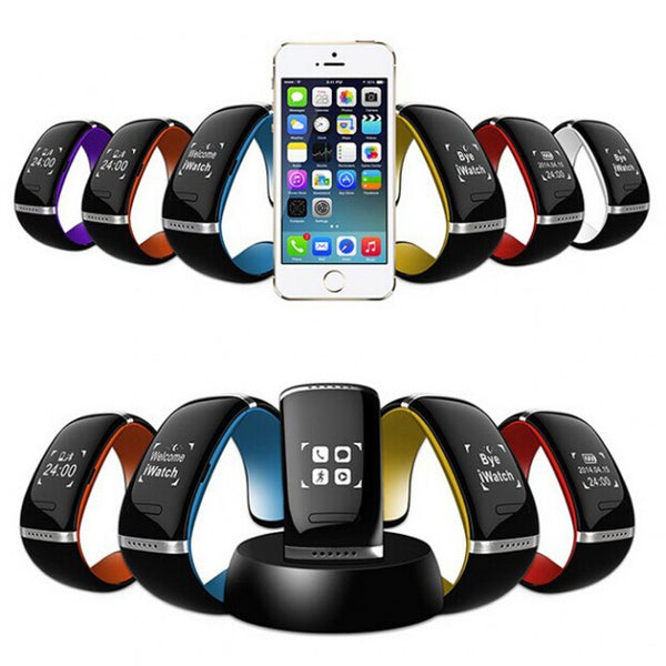 Bluetooth Anti-Loss Smartwatch for Smart Phones