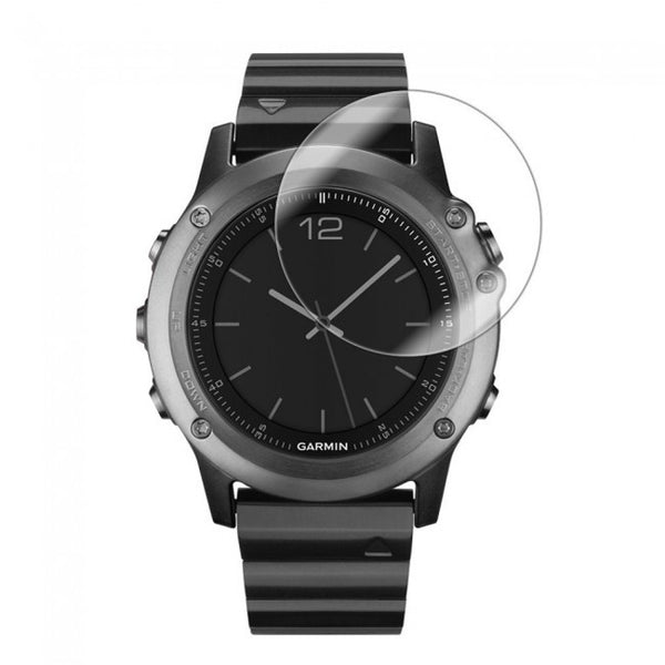 Anti-shatter Tempered Glass Screen Protector for Garmin Fenix 3