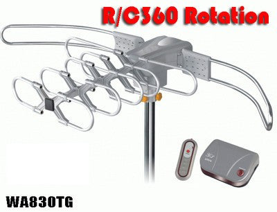 Outdoor Remote Controlled HD TV Antenna