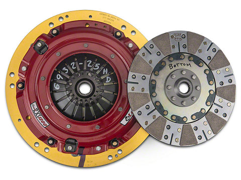 McLeod Racing 2011-2017 Mustang GT RXT 1200 Twin Disc Clutch