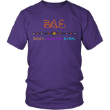 BAE Best Auntie Ever T shirt