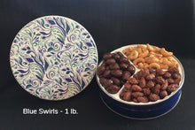 1 lb. Year Round Tins with Assorted Nuts