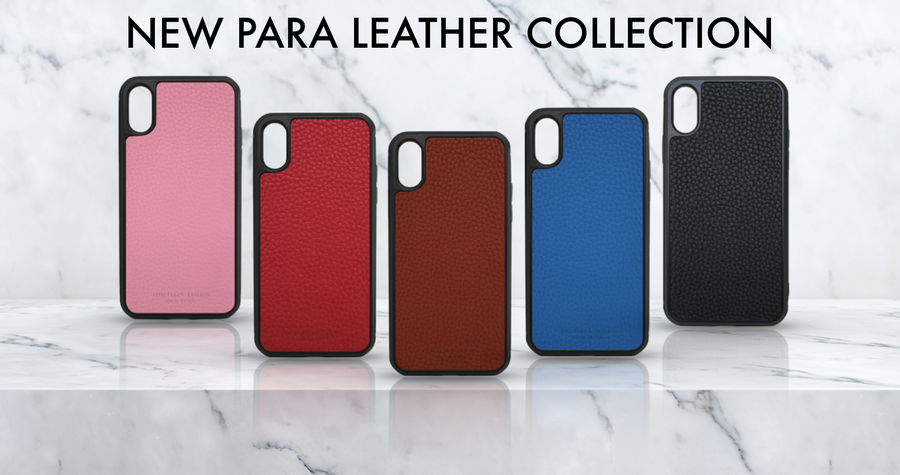 Michael Louis - Leather Phone Cases + Accessories - Official Website