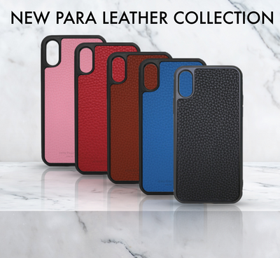 Michael Louis - Leather Phone Cases + Accessories - Official