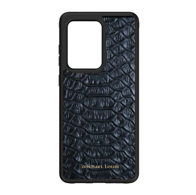 Black Python Galaxy S20 Ultra Case