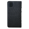 Black Python iPhone 12 Mini Folio Wallet Case