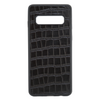 Black Croc Galaxy S10 Plus Case