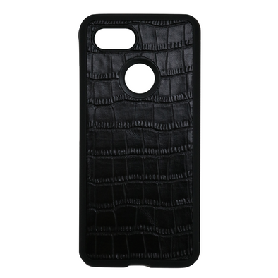 Black Croc Pixel 3 XL Case