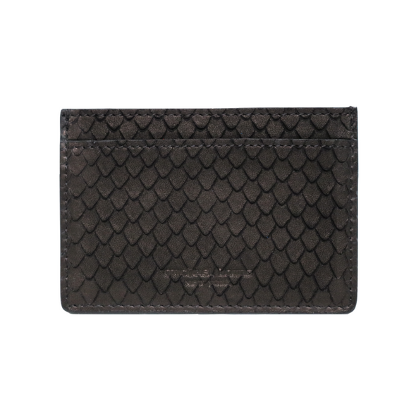 Black Fish Classic Card Holder