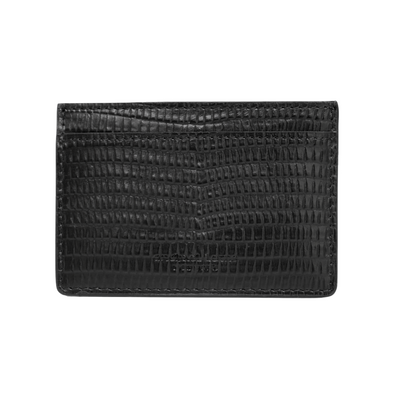 Black Lizard Classic Card Holder