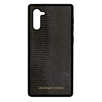 Black Lizard Galaxy Note 10 Case