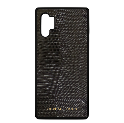 Black Lizard Galaxy Note 10 Plus Case