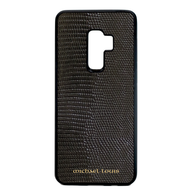 Black Lizard Galaxy S9 Plus Case