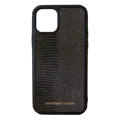 Black Lizard iPhone 11 Pro Case