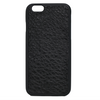 Black Pebbled Leather iPhone 6/6S Case