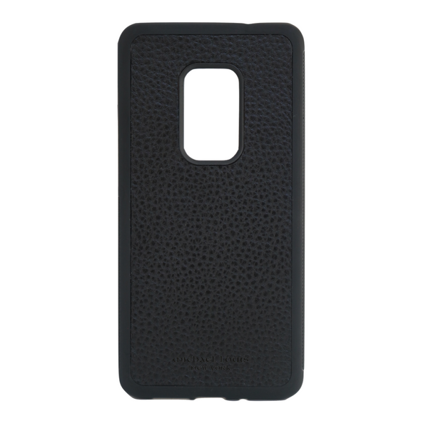 Black Pebbled Huawei Mate 20 Case