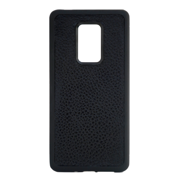 Black Pebbled Huawei Mate 20 X Case