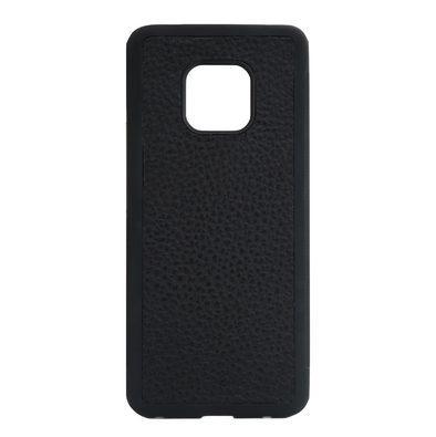 Black Pebbled Huawei Mate 20 Pro Case