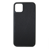Black Pebbled Leather iPhone 11 Pro Max Case