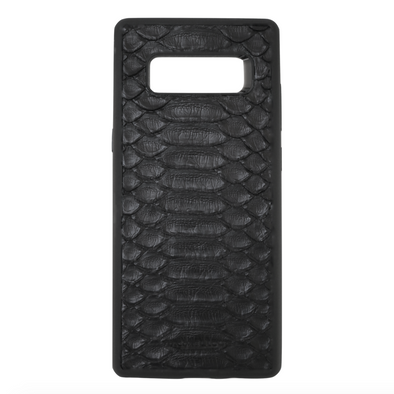 Black Python Galaxy Note 8 Case