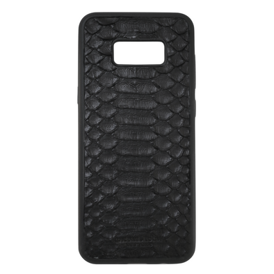 Black Python Galaxy S8 Plus Case