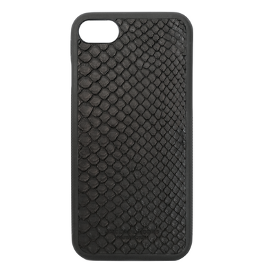 Black Python Snakeskin iPhone 7 / 8 Case